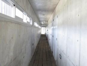 内観1(廊下)